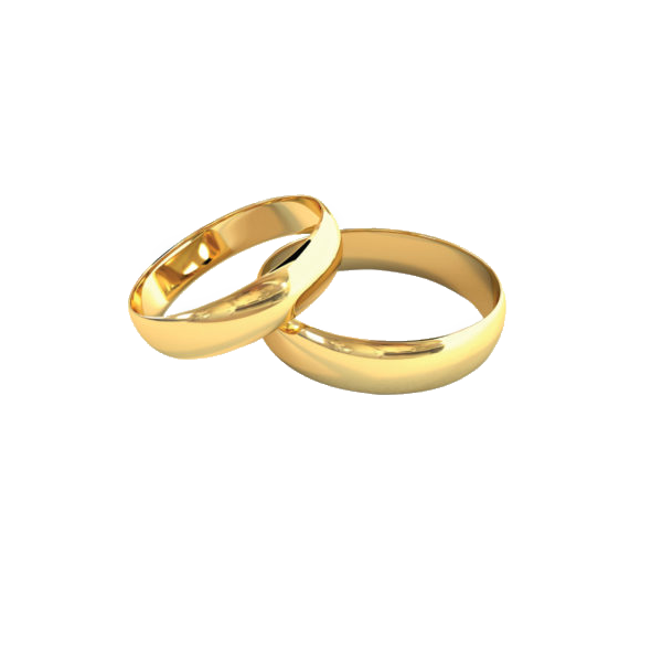 Unisex Wedding Bands